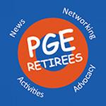 PGE Retirees Logo